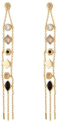 Jules Smith Designs Multi Stone Earrings