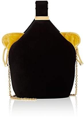 Bienen-Davis Women's The Kit Velvet Bracelet Bag