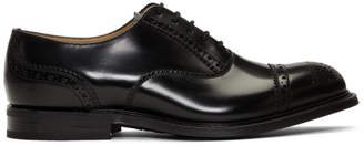 Church's Churchs Black Waltham Brogues