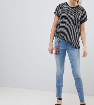 Mama Licious Mama.licious Mamalicious Jeans With Bump Band