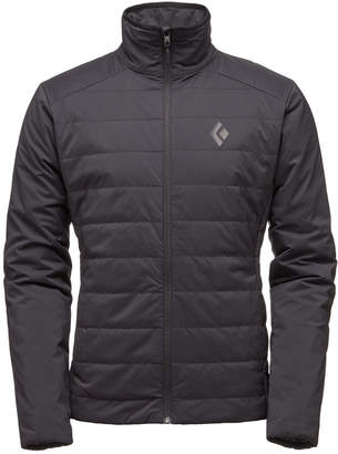 Black Diamond Men's First Light Jacket from Eastern Mountain Sports