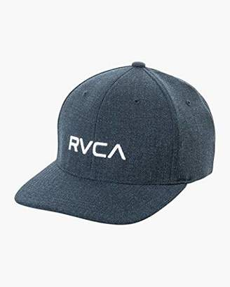 release date: cc8c0 68d46 RVCA Men s Flex FIT HAT