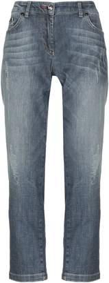 Philipp Plein Denim pants - Item 42720403HH