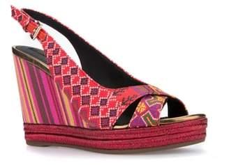 Geox Janira 13 Espadrille Wedge Sandal