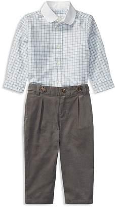 Ralph Lauren Boys' Button-Down Shirt & Corduroy Pants Set - Baby