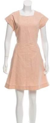 Theyskens' Theory Sleeveless Midi Dress