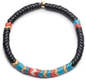 George Frost Limited Edition Merchant Vintage Snake Bead Bracelet