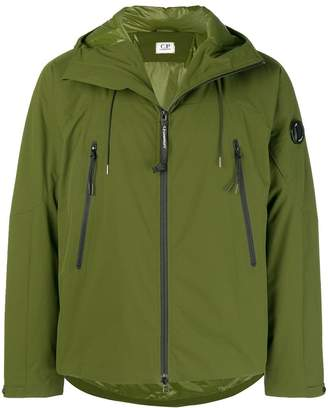 C.P. Company hooded anorak jacket