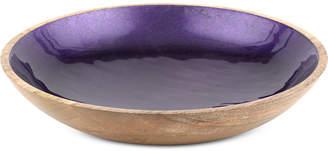 Thirstystone Enamel & Wood Bowl