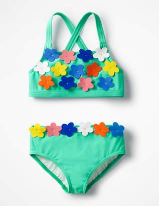 Boden Flowery Bikini Set