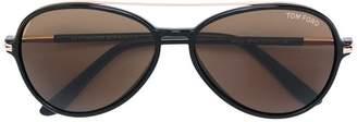 Tom Ford double bridge sunglasses