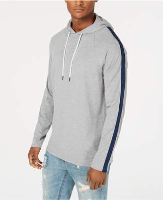American Rag Men's Striped Sleeve Hoodie, Created for Macy's