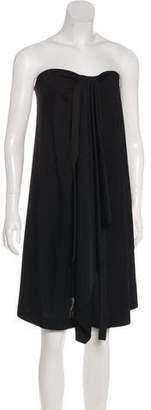 Balenciaga Sleeveless Casual Dress