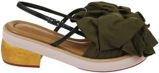 Marni Oversized Bow Sandals
