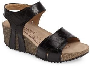 Women's Josef Seibel Meike 11 Sandal $129.95 thestylecure.com