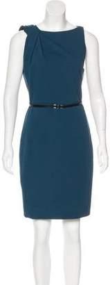 Jason Wu Sleeveless Belted Dress