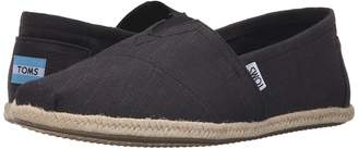Toms Rope Sole Classics Men's Slip on Shoes