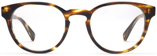 Warby Parker Percey Striped Sassafras