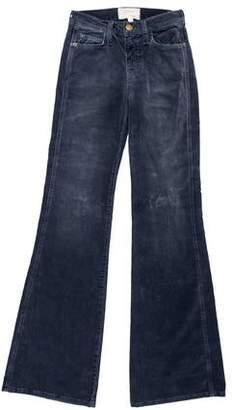 Current/Elliott Mid-Rise Corduroy Pants w/ Tags