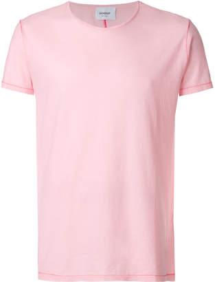 Dondup contrast stitch T-shirt