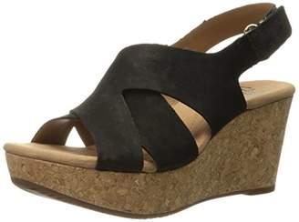 Clarks Women's Annadel Fareda Wedge Sandal