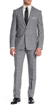 Vince Camuto Trim Fit 2 Piece Suit