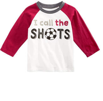 First Impressions Toddler Boys Call the Shots Graphic Cotton T-Shirt