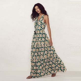 Women's LC Lauren Conrad Halter Maxi Dress $78 thestylecure.com