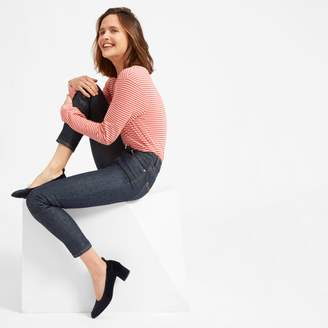 Everlane The Cotton Long-Sleeve Crew