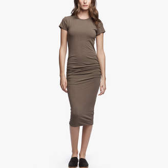 James Perse CLASSIC SKINNY DRESS