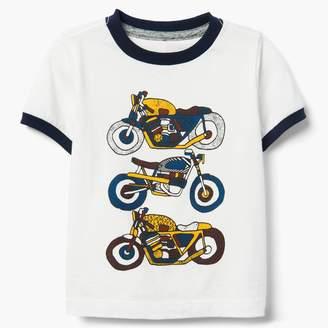 Gymboree Motorcycle Tee