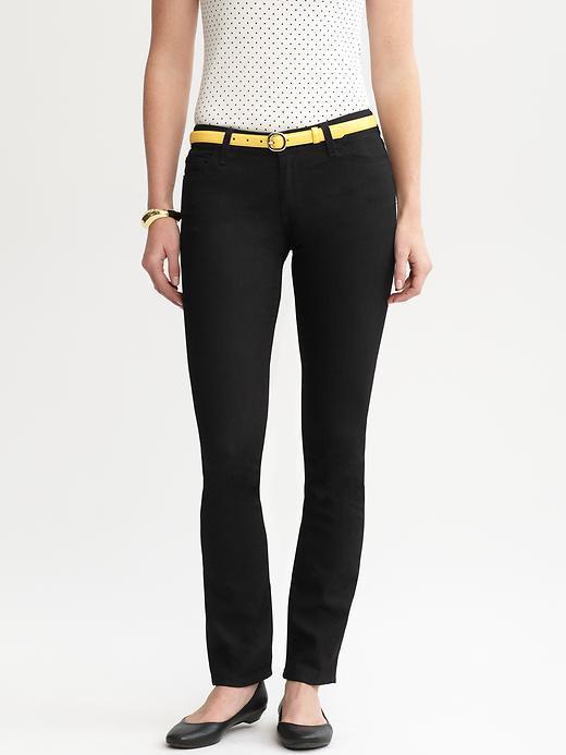 Banana Republic Black skinny jean