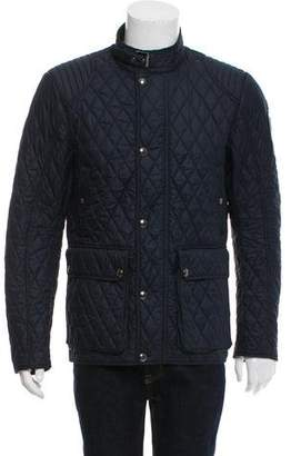 Belstaff Quilted Field Jacket