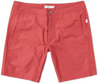 "Onia Calder 7.5"" Solid Swim Short"