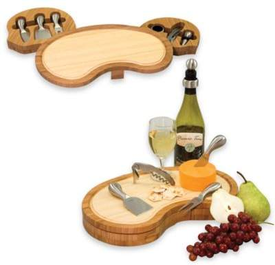 Picnic Time PicnicTime® Mariposa Cheese Board