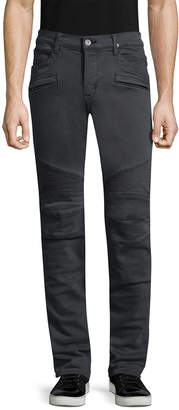 Hudson Jeans Pant The Blinder Biker Abyss Pant