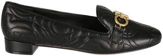 Salvatore Ferragamo Quilted Slippers