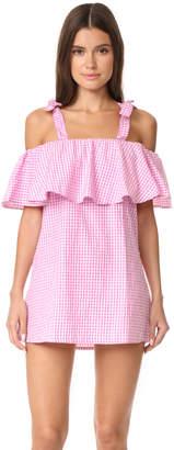 MLM LABEL Tobin Ruffle Dress $175 thestylecure.com