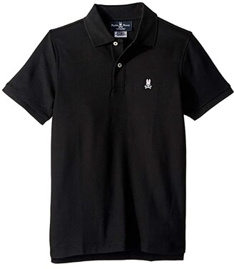 Psycho Bunny Kids Classic Polo (Toddler/Little Kids/Big Kids)