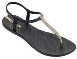 Ipanema Bandeau T-Strap Sandals