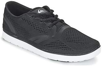 Quiksilver AG47 AMPHIBIAN M SHOE XKKW men's Shoes (Trainers) in Black
