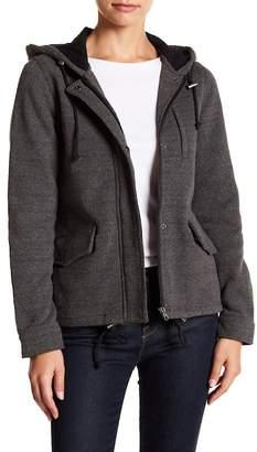 Sebby Hooded Fleece Jacket
