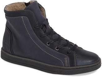 CLOUD Newcastle Wool Lined High Top Sneaker