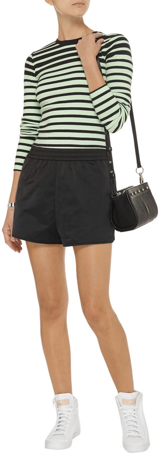 Alexander Wang Satin shorts
