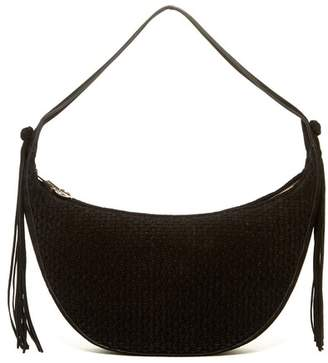 Elizabeth and James Zoe Suede Hobo