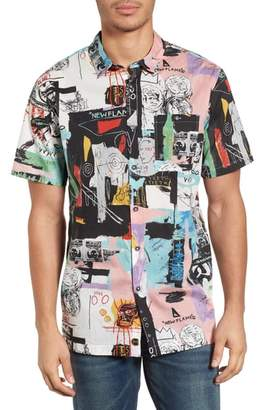Billabong x Warhol Factory Shirt
