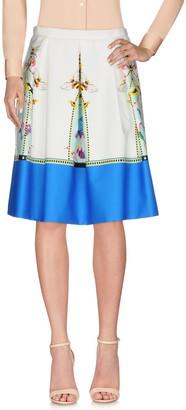 Piccione Piccione PICCIONE.PICCIONE Knee length skirts - Item 35367388HN