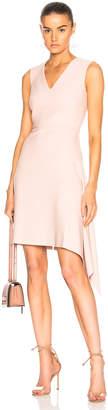 Roland Mouret Aylsham Viscose Crepe Dress