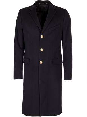 Givenchy Wool And Cashmere Single-breasted Coat