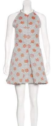 Kenzo Printed Mini Dress